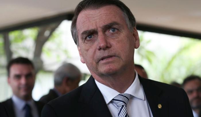 Presidente Jair Bolsonaro | Foto: Internet