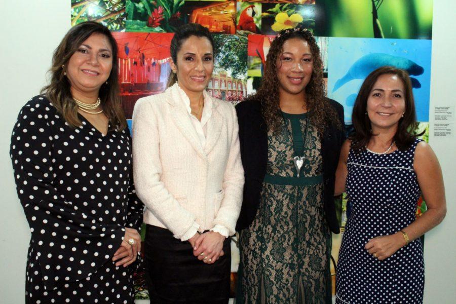 lideranças femininas