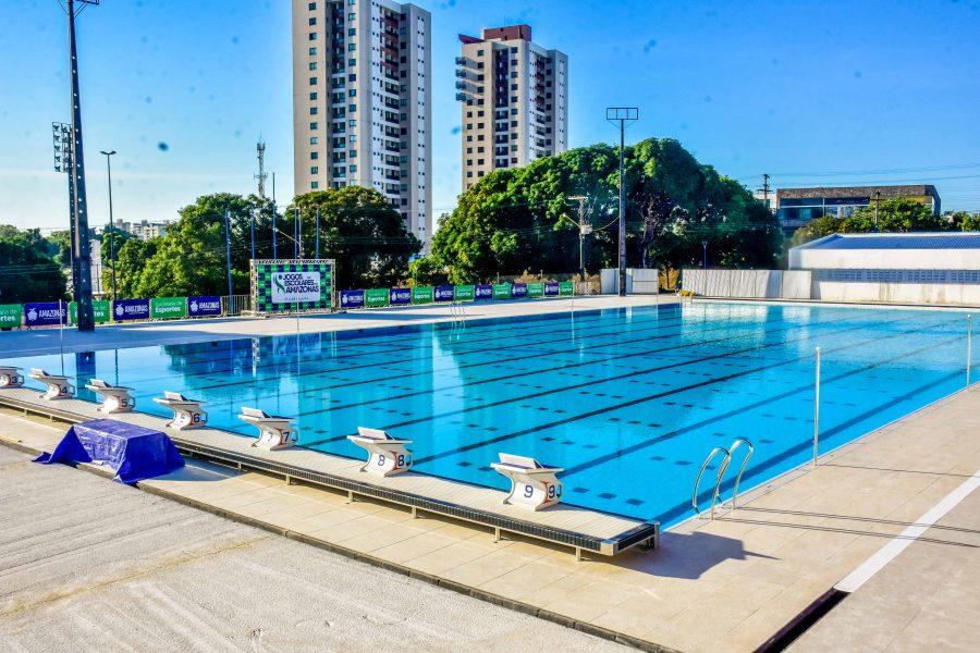 piscina olímpica