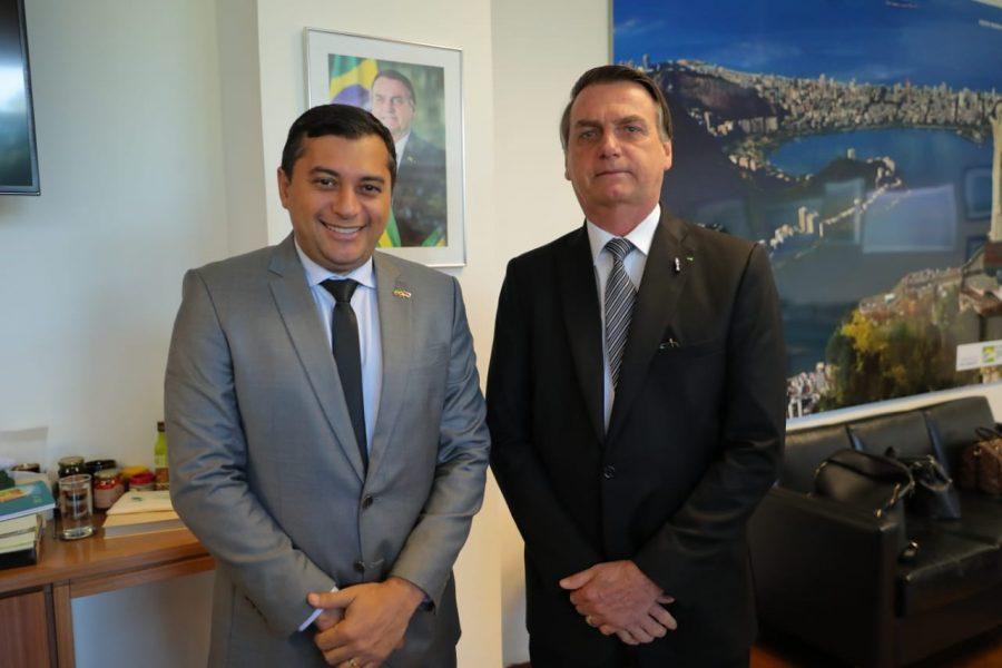 Jair Bolsonaro Wilson lima