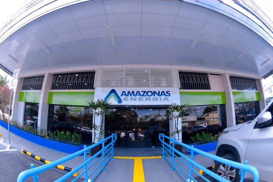 Amazonas Energia Foto: Ascom
