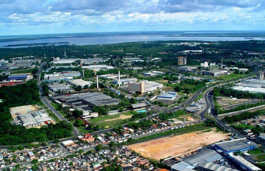 Polo Industrial de Manaus - PIM | SUFRAMA | Foto: Internet