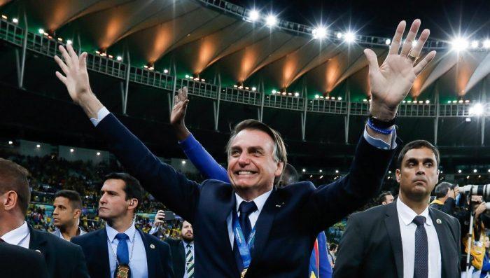 Jair Bolsonaro | Foto: Internet