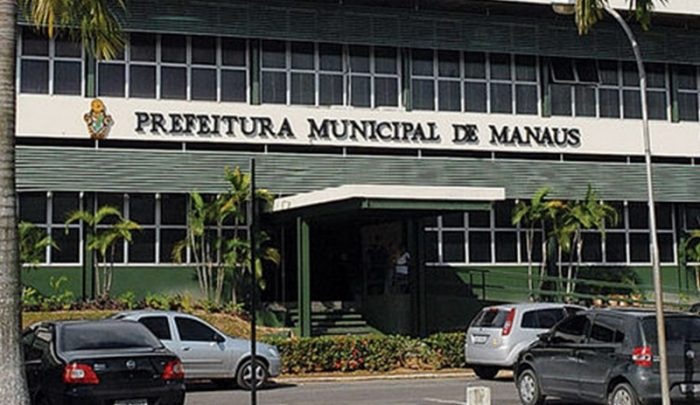 Sede Prefeitura de Manaus   Foto: SEMCOM