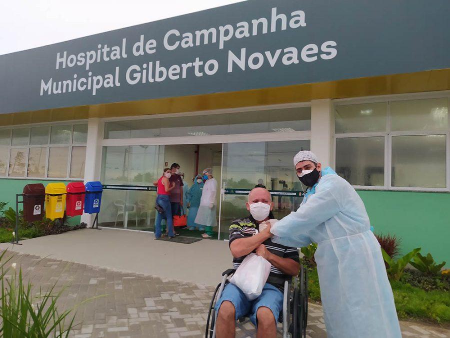 Hospital de Campanha do Municipio