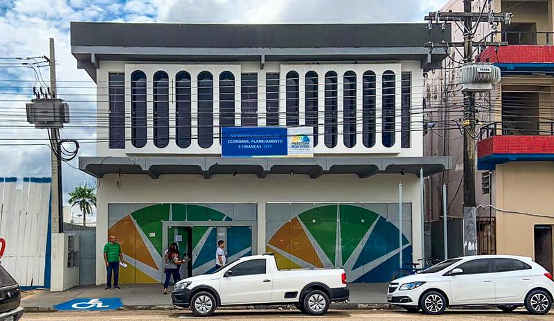 Secretaria Municipal de Economia Planejamento e Finanças (SEPF)   Foto: SEMUC