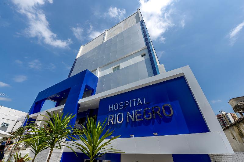 Hospital Rio Negro / Hapvida Manaus | Foto Internet