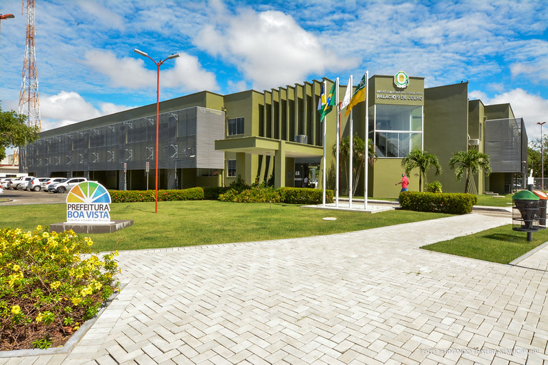 Prefeitura de Boa Vista   Foto: SEMUC