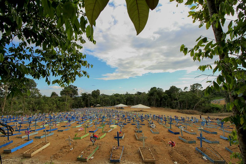 Cemitérios Públicos De Manaus | Fotos – Márcio James / Semcom