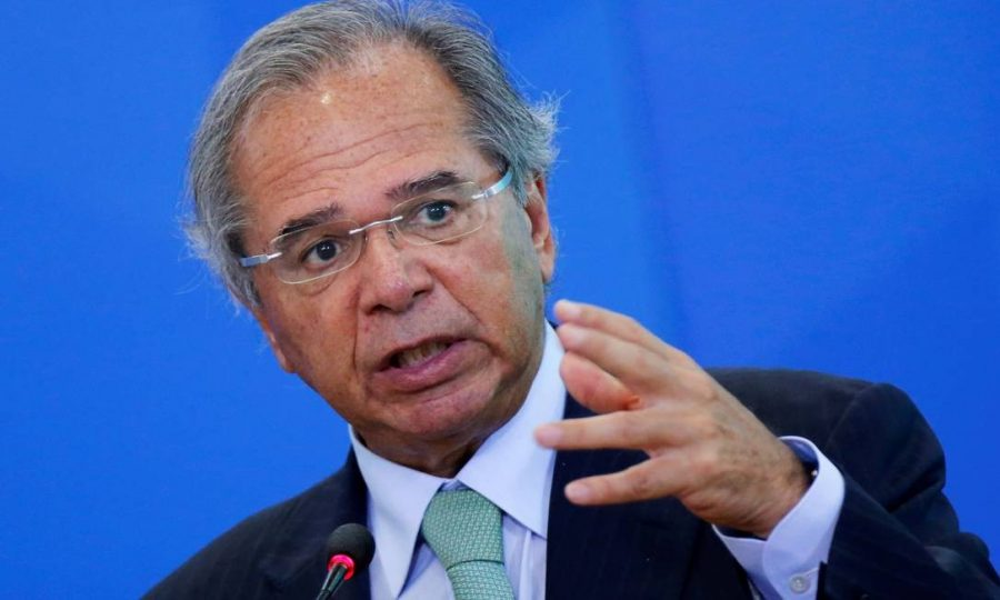 Paulo Guedes | Foto: Internet