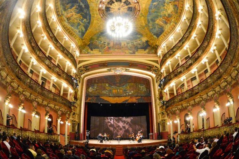 Teatro Amazonas | Amazonas Filarmônica | Foto: Michel Dantas