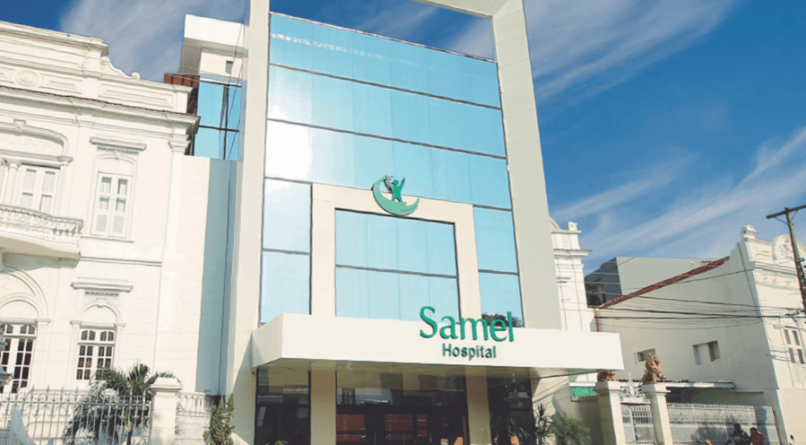 Hospital Samel | Foto: Divulgação
