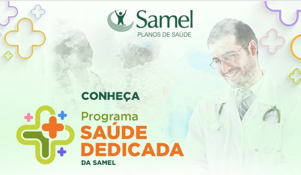 Programa Saúde Dedicada Samel   Foto: Reprodução