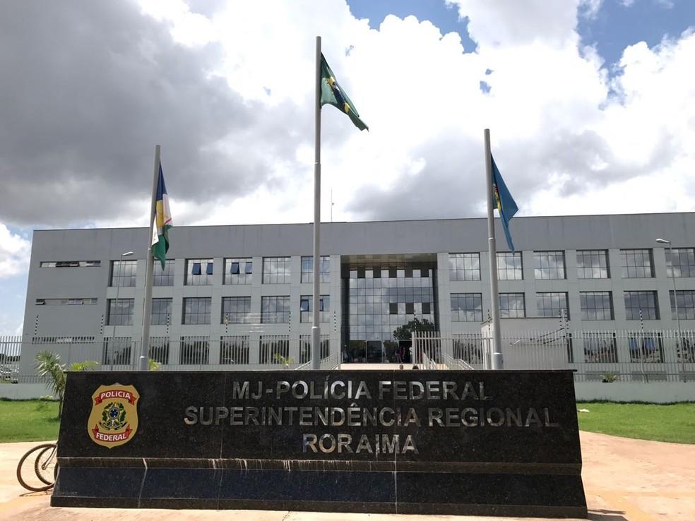 olícia Federal. Imagem Internet
