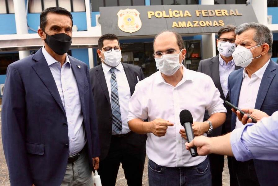 Policia Federal | Ricardo Nicolau | Fotos: Marcelo Cadilhe