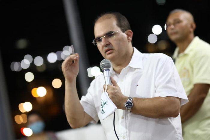 Eleições 2020 Ricardo Nicolau | Foto: Marcelo Cadilhe