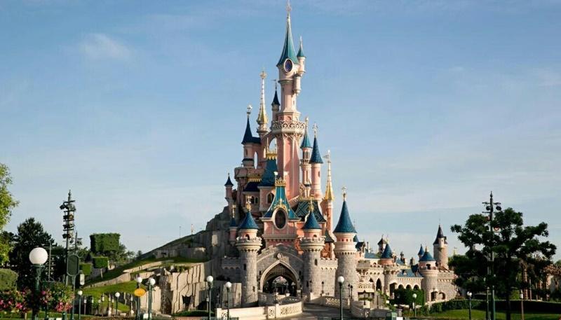 Disneyland, Paris | Foto: Internet