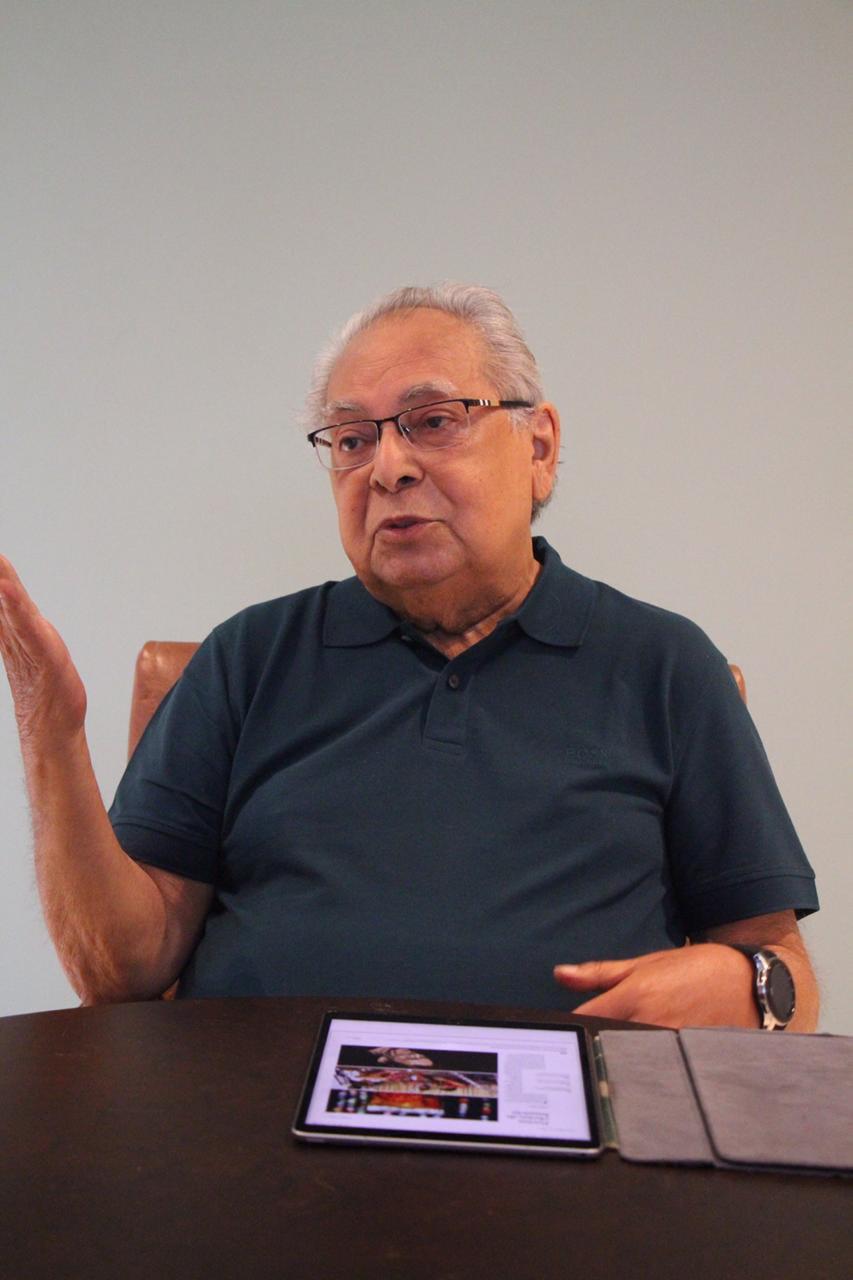 Eleições 2020 Amazonino Mendes | Foto: Assessoria