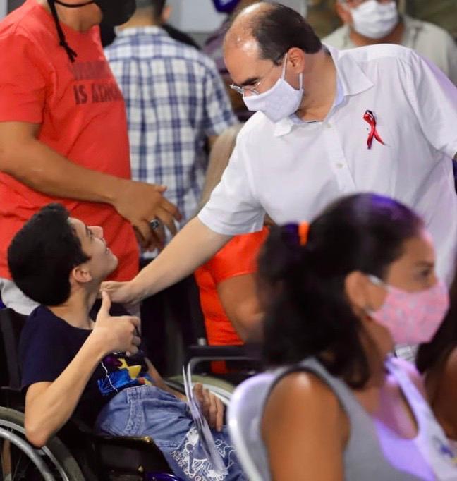 Eleições 2020 Ricardo Nicolau   Foto: Assessoria