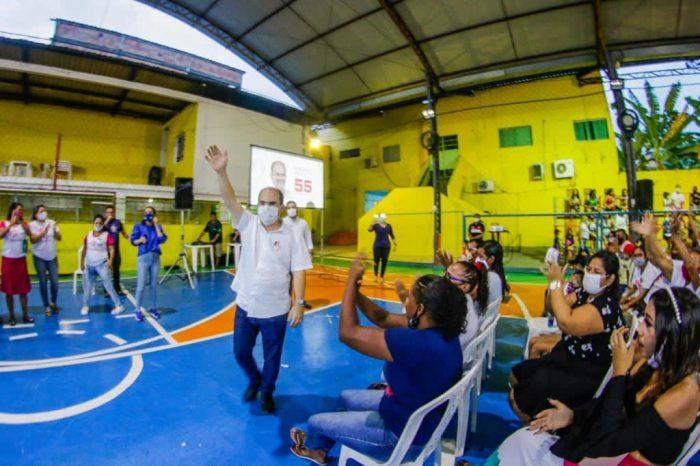 Eleições 2020 Ricardo Nicolau   Foto: Grazielle Fernandes