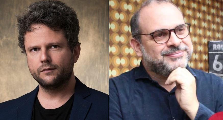 Selton Melo e Fabricio Mamberti
