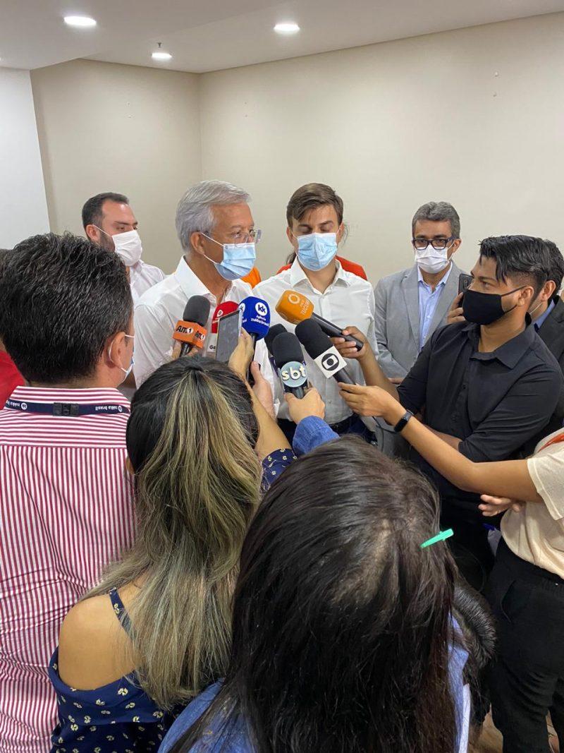 Romero Reis (Novo) Eleições 2020 | \foto: Assessoria