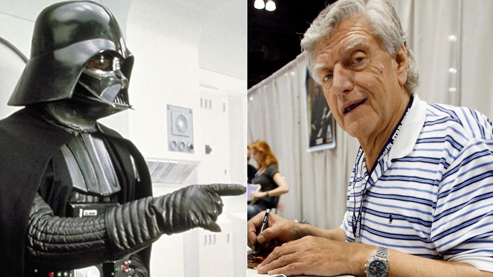 David Prowse Darth Vader Star Wars / Foto: Divulgação