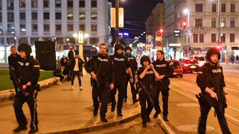 Terrorismo Viena | Foto: Internet