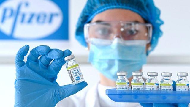 Pfizer BioNTech Covid-19 Vacinação | Foto: Internet