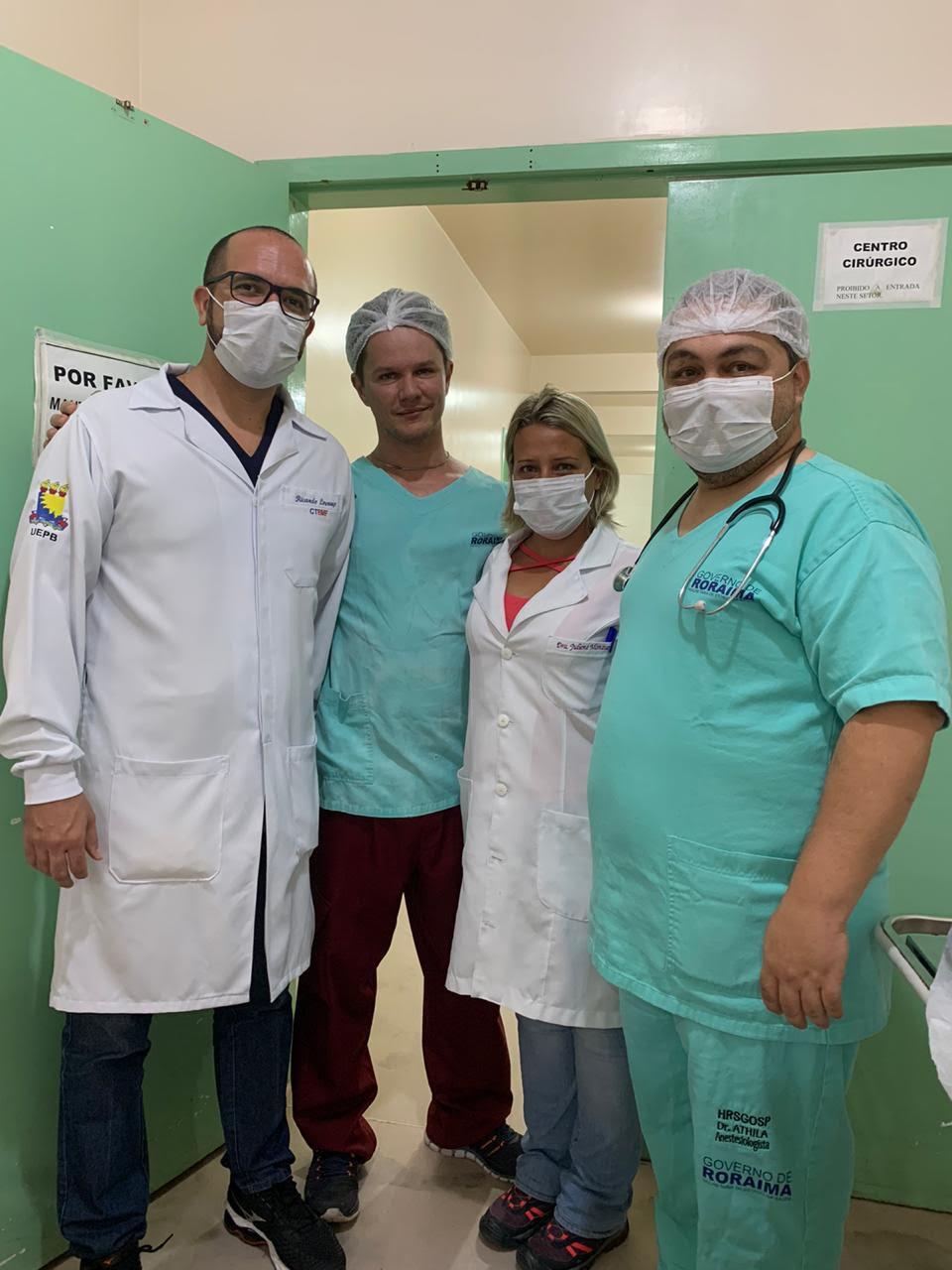 Rorainópolis agora conta com o serviço de cirurgia e traumatologia bucomaxilofacial