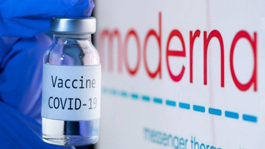 Vacina da Moderna   Foto: Internet