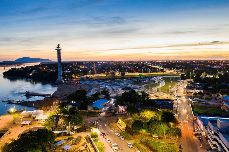 Parque do Rio Branco. Imagem: Internet
