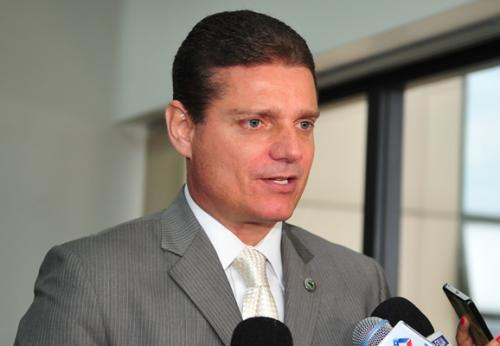 Vice-Prefeito de Manaus Marcos Rotta | Foto: Internet