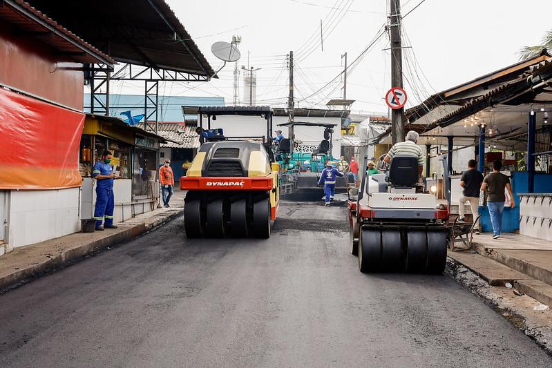 Feira do Produtor   SEMINF   Prefeitura de Manaus   Fotos - Osmar Neto / Seminf