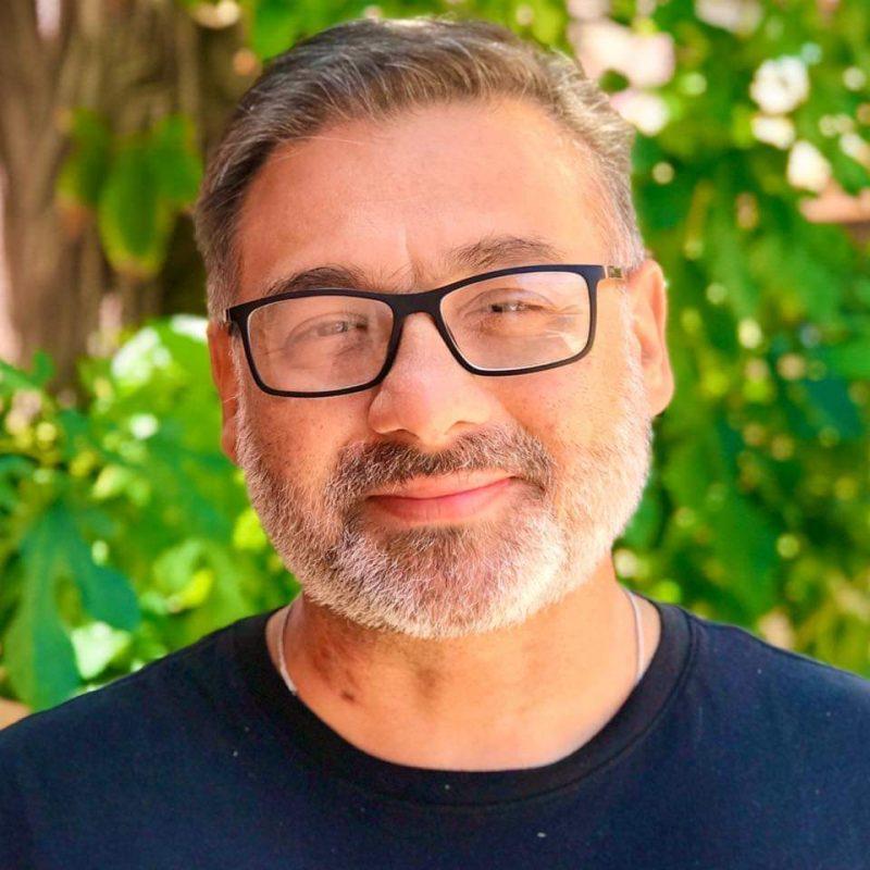 Jornalista Agnaldo de Oliveira | Foto; Pessoal