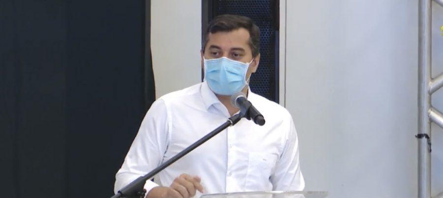 Governador Wilson Lima   Foto: reprodução