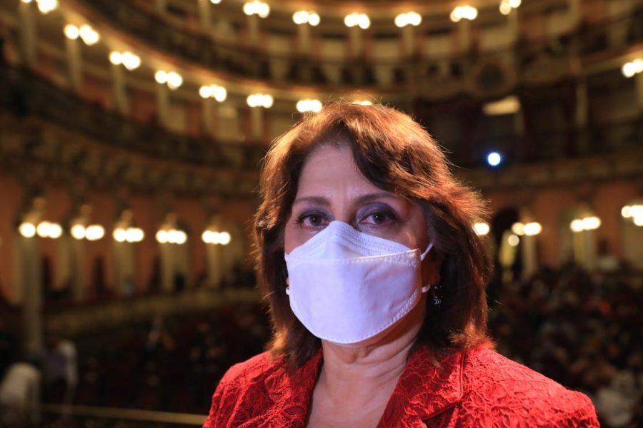 Dra. Rosemary Costa Pinto | Foto: SECOM