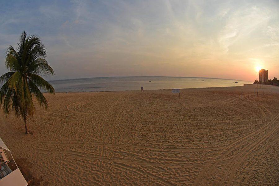 Praia da Ponta Negra | Fotos – Arquivo / Semcom
