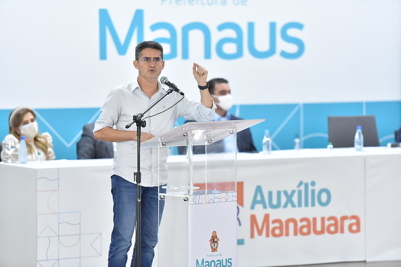 Prefeitura de Manaus | Auxilio Manauara | Foto: Dhyeizo Lemos / Semcom
