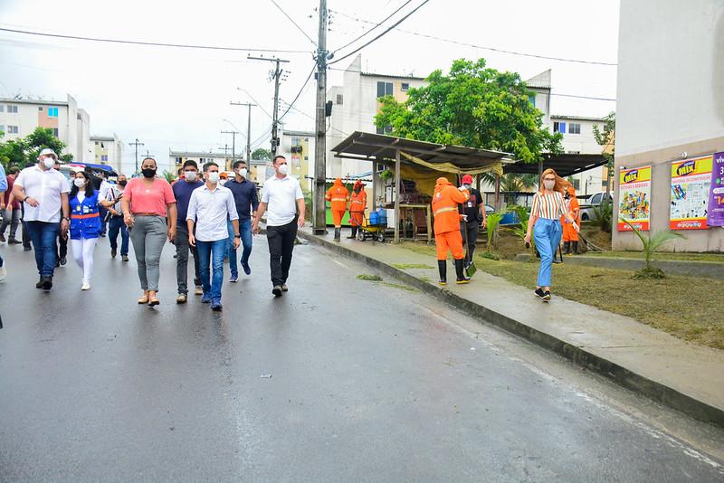 David Almeida Marcos Rotta | Foto: Valdo Leão / Semcom