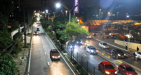 Iluminação LED | Foto: Internet