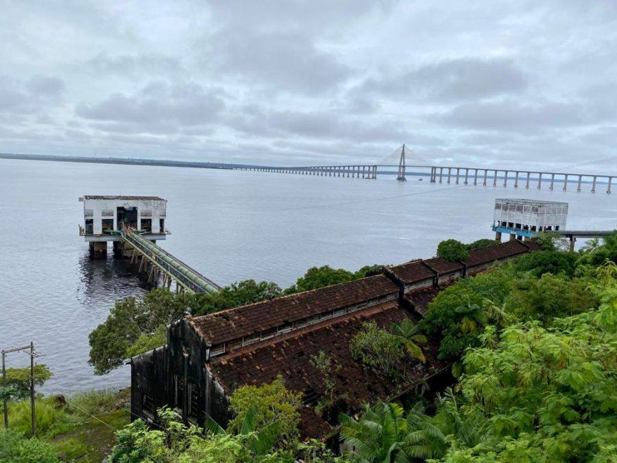 Águas de Manaus | Foto: Divulgação/Ageman