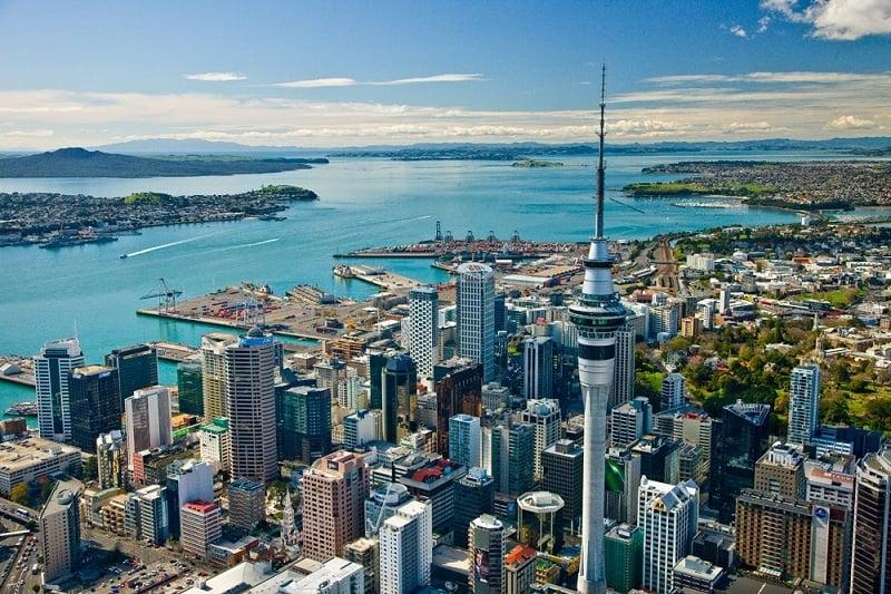 Nova Zelândia Auckland | Foto: internet