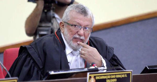 Desembargador Aristósteles Thury Presidente do TRE-Am | Foto: Ascom