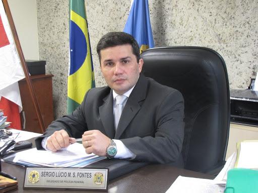 Delegado federal Sérgio Fontes | foto: Internet