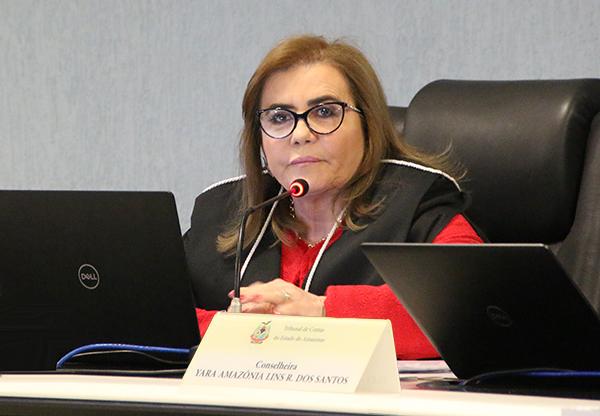 TCE-AM | Yara Lins dos Santos | Foto: Ascom