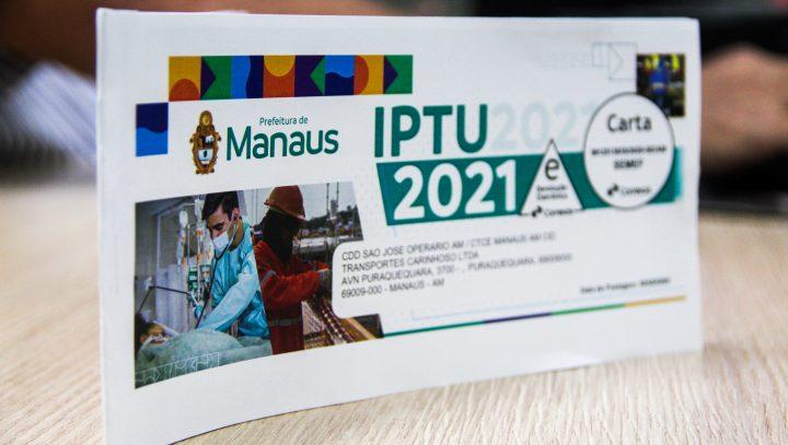 IPTU 2021 | foto: SEMCOM