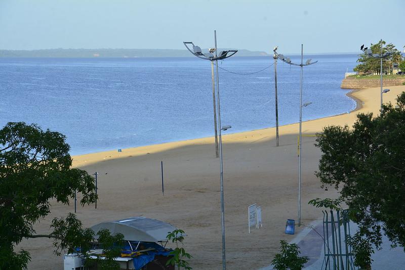 Praia da Ponta Negra | Foto: Márcio James/Arquivo Semcom
