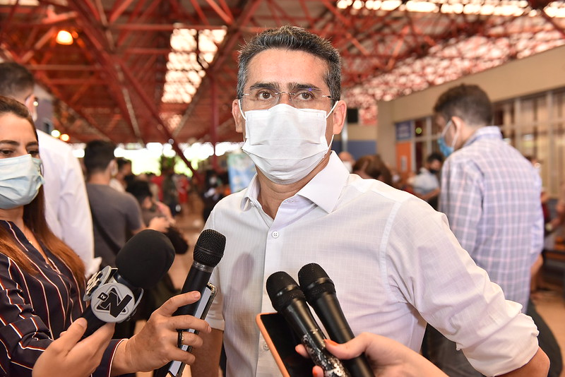 Prefeito David Almeida | Foto: Dhyeizo Lemos