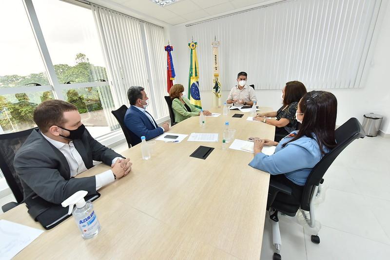 "Prefeito David Almeida   MPAM ""Pacto pela Infância""   Fotos – Dhyeizo Lopes"